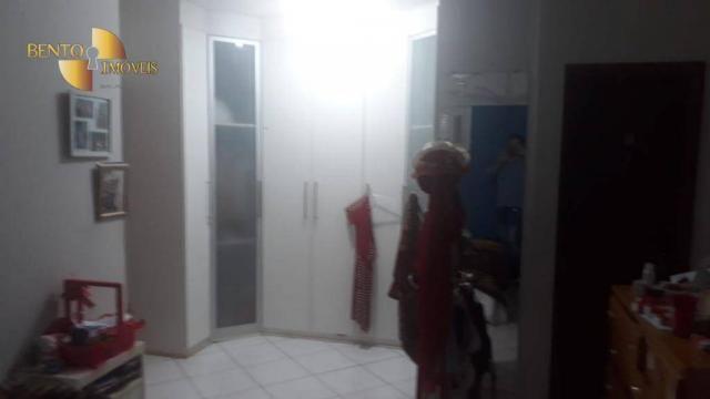 Apartamento com 3 dormitórios à venda, 234 m² por R$ 480.000,00 - Miguel Sutil - Cuiabá/MT - Foto 3