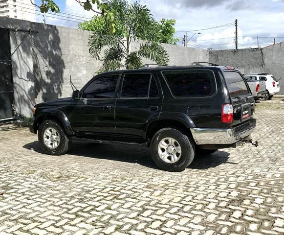 Toyota Hilux SW4 3.0T 4x4, Ano: 2001, Diesel, Completíssima TOP!!! (Muito Nova!!!) - Foto 5