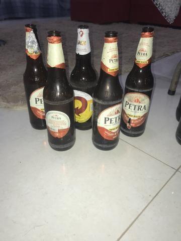 Cascos de cerveja litrão e 600 ml . - Foto 5