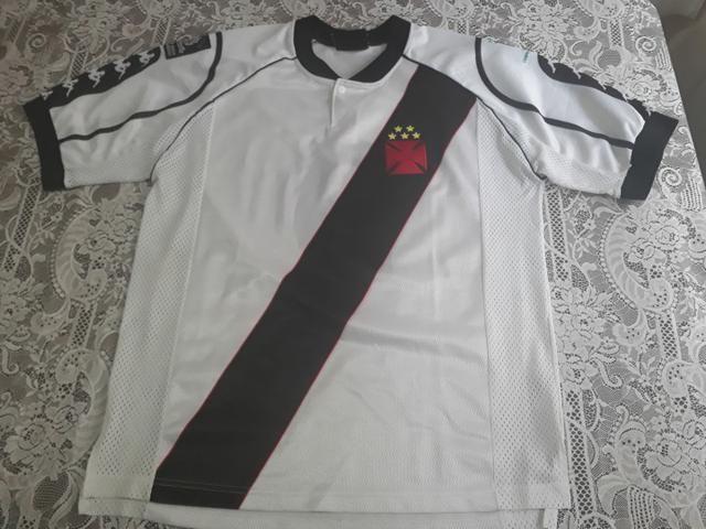 Camisa do Vasco da Gama Centenária 1998 - Foto 4