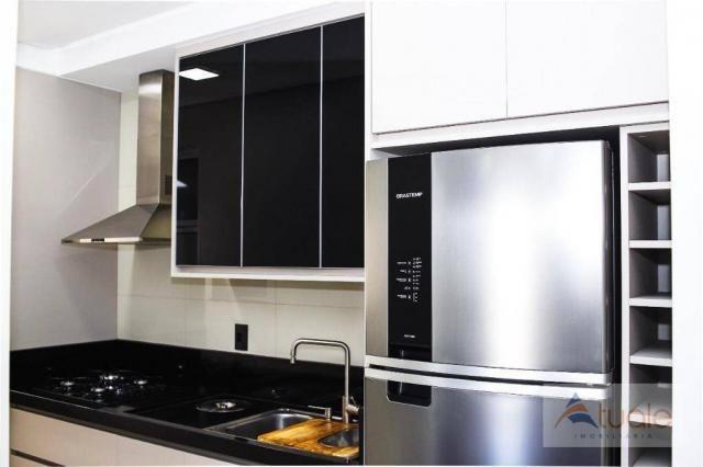 Apartamento com 2 dormitórios para alugar, 69 m² por R$ 2.400,00/mês - Jardim Chapadão - C - Foto 15