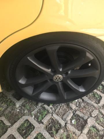 Vendo ou troco roda aro 17 - Foto 4
