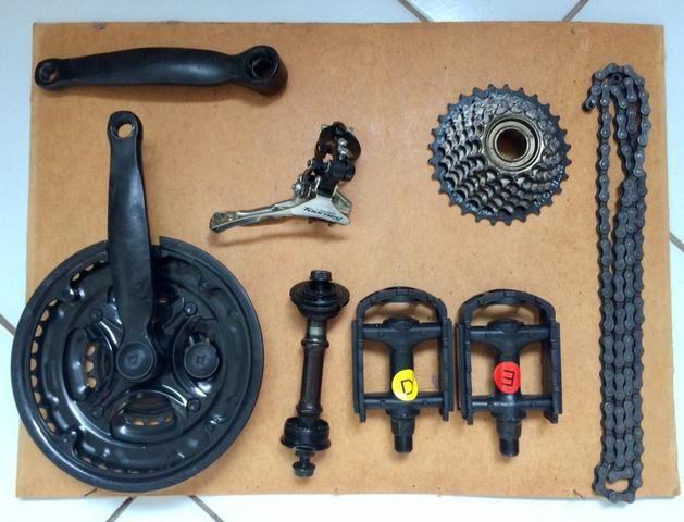 Peças Originais de bicicleta CALOI