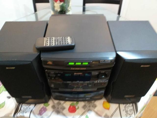 Minisystem Sharp CD-C570 - Foto 2