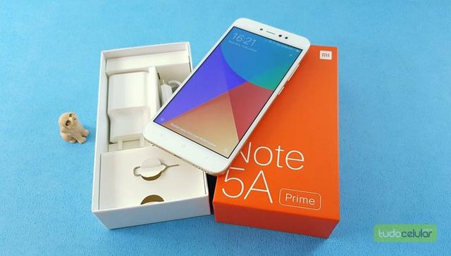 Xiaomi note 5A primer 32 GB / 3 GB de ram vendo ou troco leia o anúncio