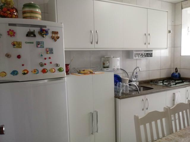 Apto 3 dorm (1 suíte), cozinha com planejados, vista livre, vaga livre - Foto 8