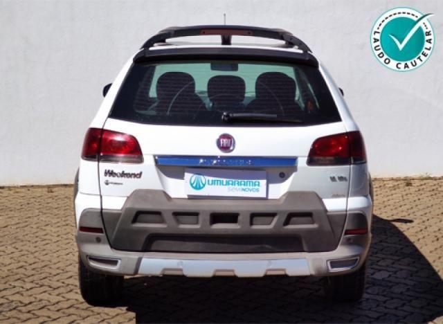 FIAT PALIO 1.8 MPI ADVENTURE WEEKEND 16V FLEX 4P MANUAL. - Foto 2