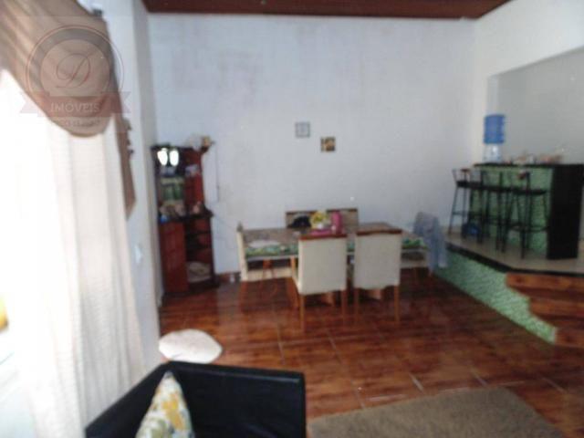 Casa com 3 dormitórios para alugar, 90 m² por R$ 1.335,00/mês - Parque São Jorge - Campina - Foto 8