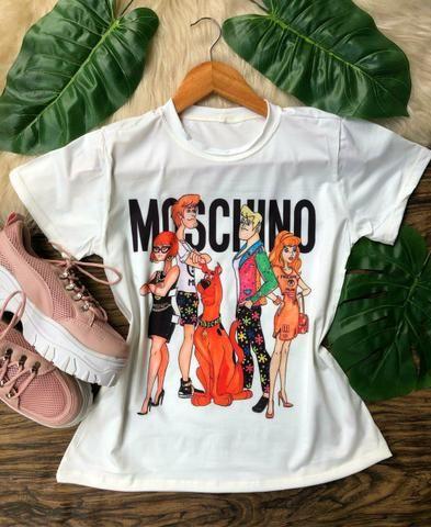 Blusas T-Shirt - Foto 4