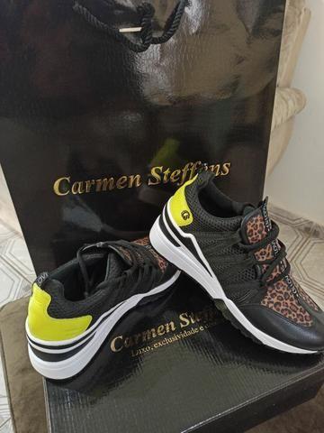 Tênis feminino Carmem Steffen  - Foto 2