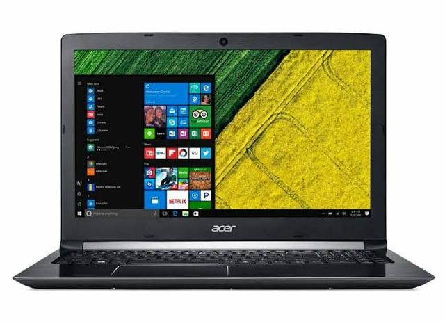 Notebook Acer (Nota Fiscal)