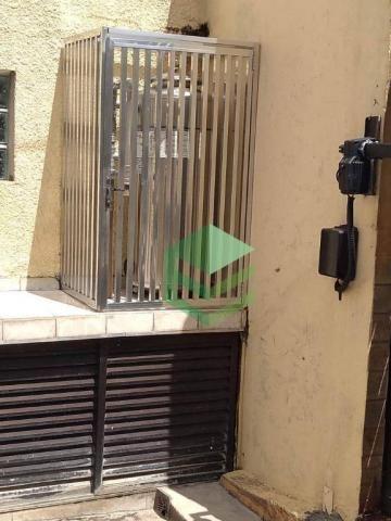 Apartamento com 2 dormitórios à venda, 56 m² por R$ 212.000,00 - Assunção - São Bernardo d - Foto 4