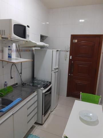 Alugo apartamento um quarto mobilia completa - Foto 6