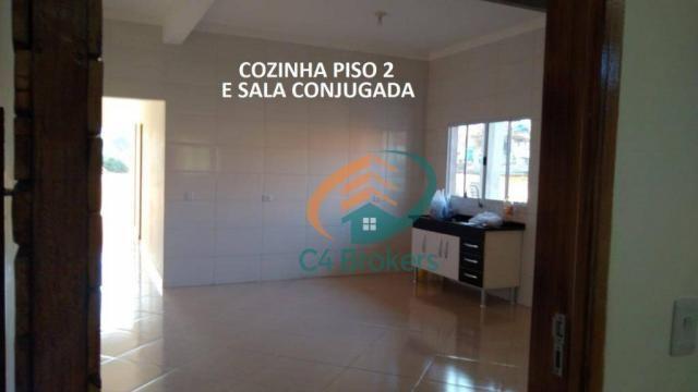 Sobrado com 3 dormitórios à venda, 120 m² por R$ 220.000,00 - Jardim Oliveira II - Guarulh - Foto 9