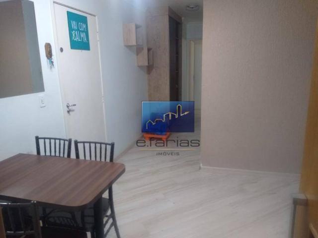 Apartamento residencial à venda, Vila Aricanduva, São Paulo. - Foto 3