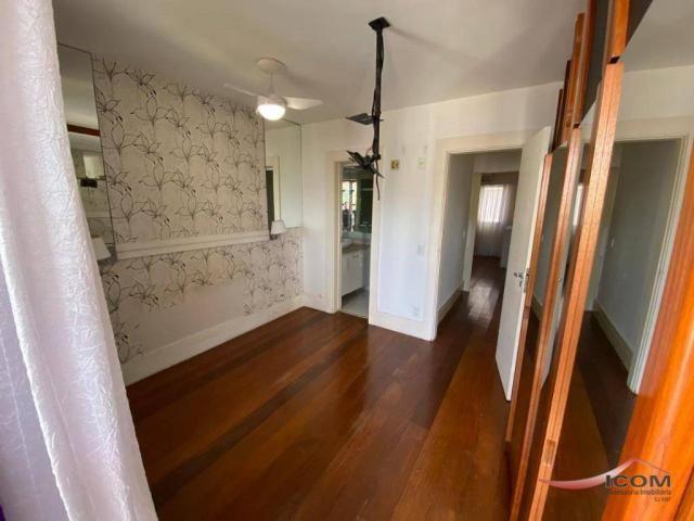 Apartamento com 3 dormitórios para alugar, 116 m² por R$ 2.900,00/mês - Botafogo - Rio de  - Foto 12