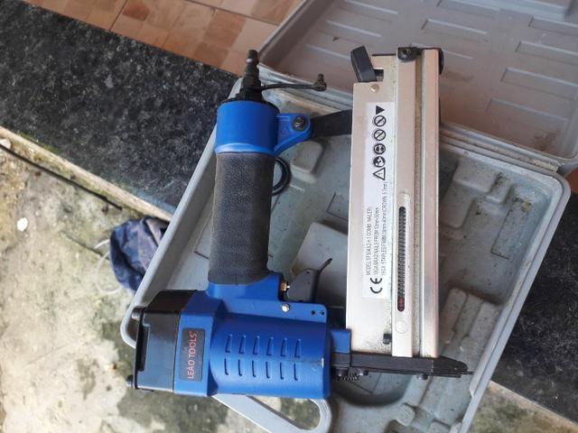 Grampeador pneumatico - Foto 3
