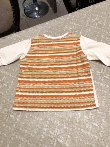 Kit 3 camisetas Tam 2 - Foto 5