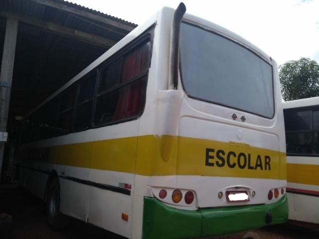 Ônibus Escolar M.benz buscar 51 lug - Foto 9