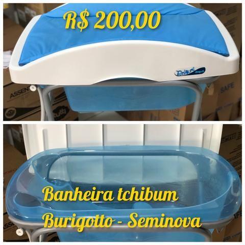 Banheira Burigotto Tchibum