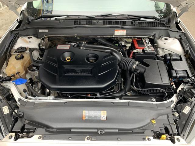 Ford Fusion 2.0 Titanium 2015 Único Dono - Foto 6