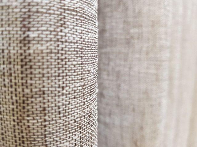 Cortina rústica savona cinza - Foto 2