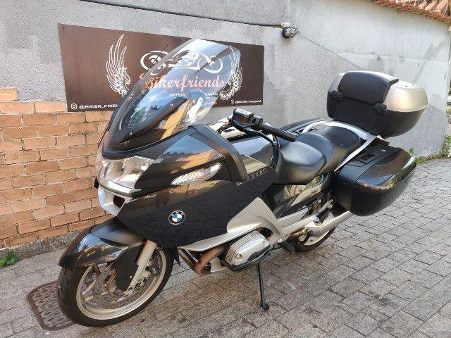 Bmw r1200 rt 2005 impecável - Foto 15