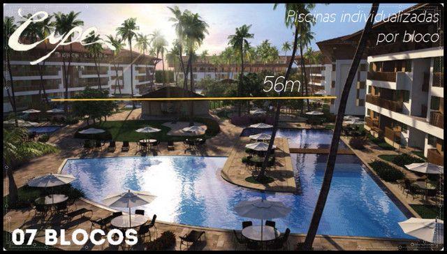 GN- Casa duplex na praia do Cupe, 4 quartos, piscina privativa, varanda gourmet - Foto 15