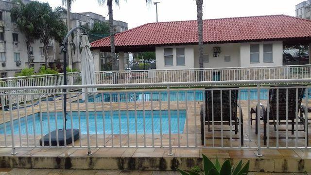 Ótimo apartamento em Campo Grande-2 quartos-aceito terreno, loja ou veículo como entrada - Foto 11
