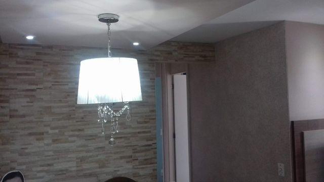 Ótimo apartamento em Campo Grande-2 quartos-aceito terreno, loja ou veículo como entrada - Foto 2