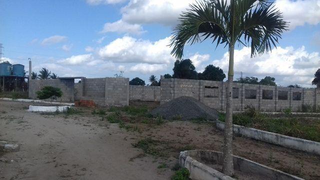Sapeaçu Ville, Loteamento escriturado, 350 m², frente Rodoviária Sapeaçu, infraestrutura - Foto 8