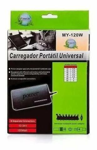 Carregador universal para notbook ou tablet computador pc acer (aceito cartão ) - Foto 4