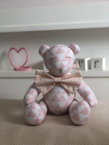 Urso Decoração quarto Menina - Foto 2
