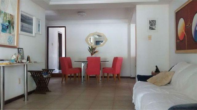 Casa De 640 m² 6/4 Com 2 Suites,2 Salas,5 Banheiros,Piscina No Cond.Vale Do Jaguaribe - Foto 7