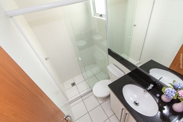 Apartamento Santa Cândida pronto para Morar 3 quartos. -) - Foto 2