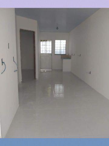 Casa Nova No Alfredo Nascimento Px Musa Pronta Pra Morar 2qrt Ac Carro qladt zqaux - Foto 12