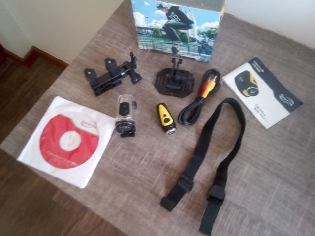 Mini Câmera New Link (Usada Nova ) - Foto 4