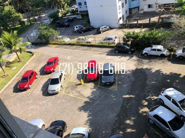 Oportunidade: Apartamento no Camorim, 3 quartos, vista livre, só 330mil, financia - Foto 5