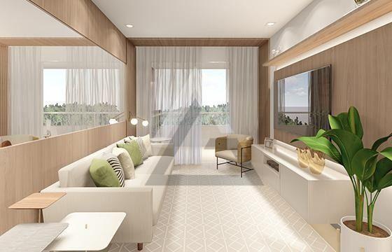 Apartamento 2 quartos com suíte acesso à praia de Pedra do Sal - Itapuã