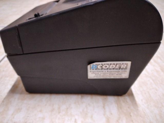 Impressora térmica Elgin nix serial - Foto 2