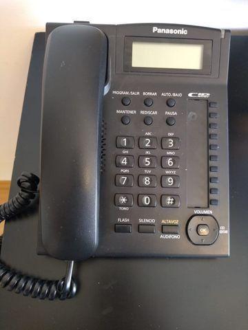 Telefone Panasonic novo