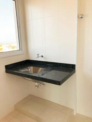 Apartamento Novo com Fino Acabamento 3/4 Suíte Varanda Gourmet - Ao lado da UFU - Foto 9