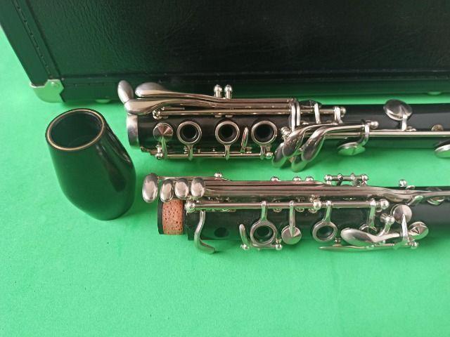 Clarinete Profissional Leblanc Sonata France - Foto 2