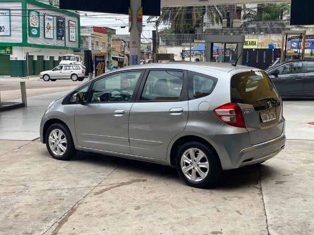 Honda Fit LX 1.4 aut. - 2013 - Revisões na autorizada/ Emplacado 2020/ Único dono - Foto 4