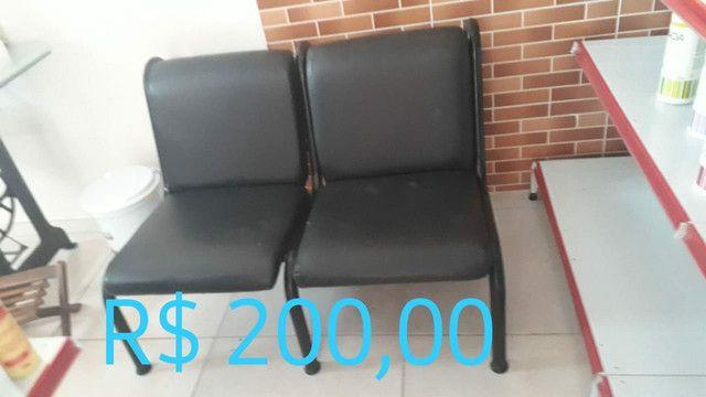 Cadeira de espera - Foto 2