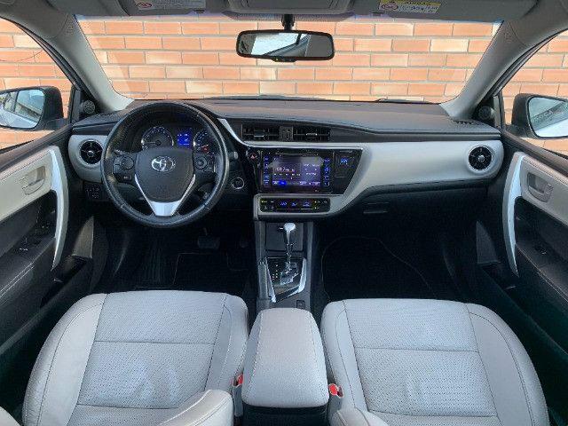 Toyota Corolla XEI 2018 aceito troca e analiso propostas - Foto 6