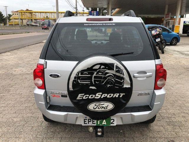Ford Ecosport Xlt 2.0 Automatica Top de linha Raridade Impecavel - Foto 9