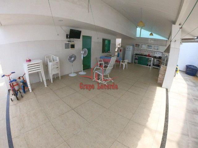 Condomínio Ponta Negra I , 367M² 04Quartos Agende sua Visita * - Foto 12