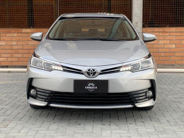 Toyota Corolla XEI 2018 aceito troca e analiso propostas - Foto 2