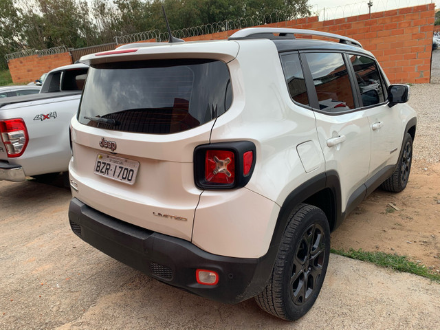 Jeep Renegade 2.0 Limited (Diesel) 4x4 - 2018 / Unico dono  - Foto 3